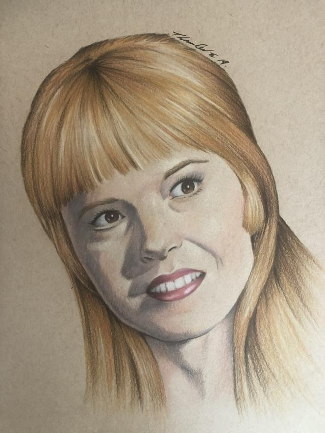 Shani Wallis par TraceyLawler